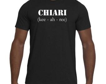 Chiari Awareness Shirt - Men
