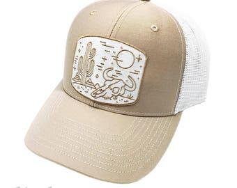 Desert Dusk : Trucker Hat