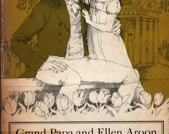 Grand Papa and Ellen Aroon + F. N. Monjo + Richard Cuffari + 1974 + Vintage Reference Book