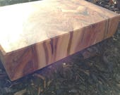Spalted Maple Bar Block