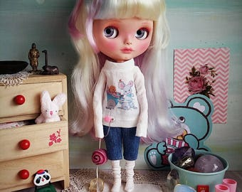 Ilaria Outfit - Shirt, Pants and Socks