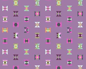 Tula Pink Spirit Animal Arrowheads Lunar Freespirit Fabric