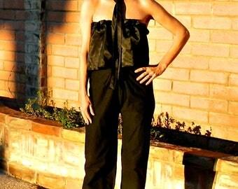 Harem Pants Women-Bohemian Pants-Boho Pants-Hippie Pants-Wide Leg Pants-Gypsy Pants-Womens Pants-Boho Chic-Tie Sash C'est La Vie Style