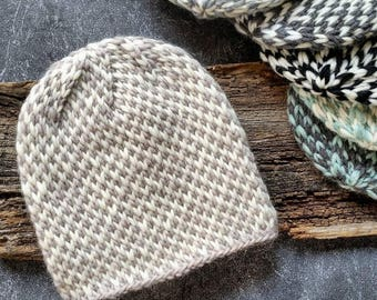 Knit Hat Pattern, Knitting Pattern Hat, Chunky Knit Hat, Chunky Knit Pattern Slouchy Beanie Pattern Slouchy Hat Patterns Knit Beanie Pattern