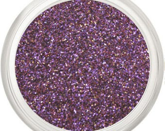 Plum Glitter Makeup, Eggplant, Eyes Lips Face, Metallic Eye, Eyeliner Makeup, Eyeshadow, Rainbow Plum, Loose, Sparkle, Bust A Move