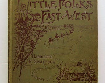 1891 Little Folks East And West
