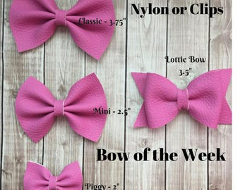 BOW of the WEEK - LIMITED color!