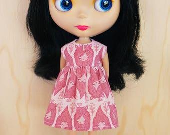 Blythe Dress - Faun Girl