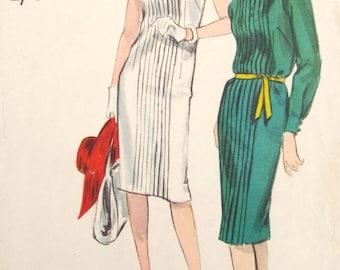 Vintage Sewing Pattern - Vogue 5905 - Vogue Sewing Pattern - Vintage Vogue Pattern - Vogue Dress Pattern - Sheath Dress