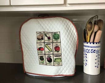 Handmade Kitchenaid mixer Cover