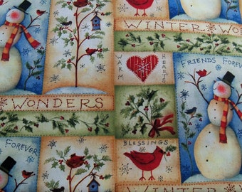 Winter Wonders! Placemats