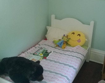 Crib Sized Toddler Bed