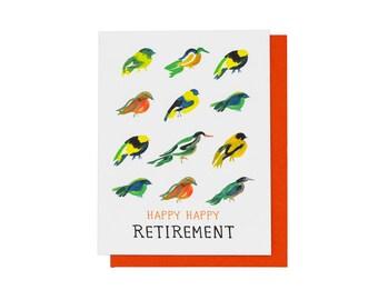 Happy Happy Retirement