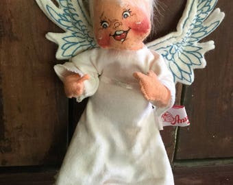 Annalee Christmas Angel Doll circa 1994