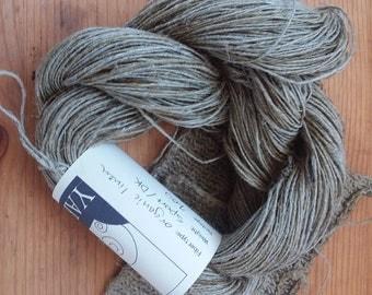 Tow linen yarn
