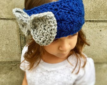 Dallas Cowboys Inspired Ear Warmer
