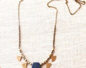 SALE - IRDOM Lapis lazuli OOAK pendant