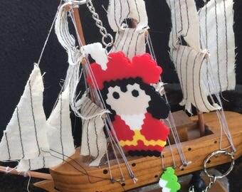 Captain Hook, Peter Pan, & Tick Tock