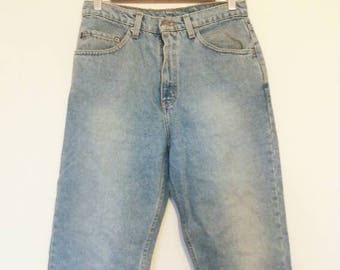 Ralph Lauren Jeans Vintage Mom Jeans High Waisted Jeans Women's Vintage High Waisted Blue Denim Jeans High Waist Ralph Lauren Denim Jeans