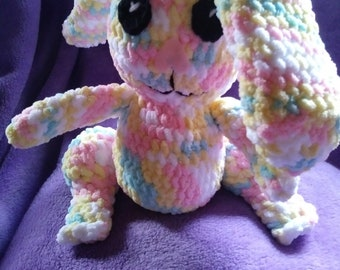 My Bunny Crochet Pattern