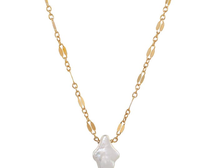 Diamond Pearl Choker