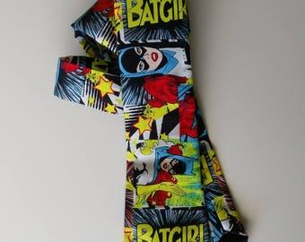 Batgirl tie