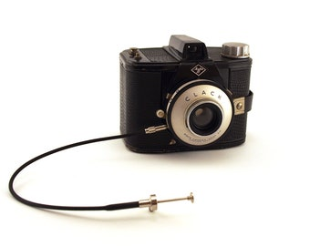 AGFA Clack camera - 120 Film - Metal body. Square Photos, Agfa Camera werk AG, Munchen Germany