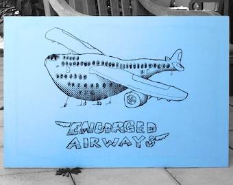 Engorged Airways