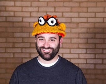 SCOOTER Muppet Newsboy Cap