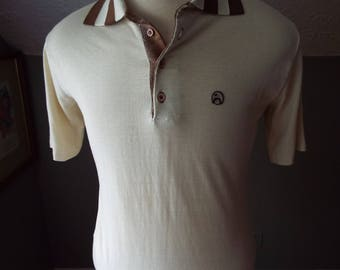 Vintage Short Sleeve Polo Shirt by Interwoven