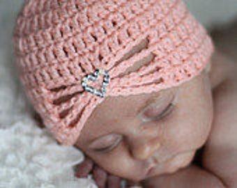 Girl newborn Hat Crochet baby Hat Baby Girl Hat Newborn girl hat Girl baby beanie Newborn girl outfit Baby Girl Beanie New born girl gift