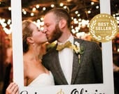 Classic Photo Prop - Digital File - Easy Printable PDF - Wedding Photo Prop - Bridal Shower - Sweet 16 - Printed Option NOW Available