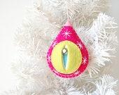 A Vaginament® ornament! Vagina Vulva decoration yoni home decor ∙Lesbian housewarming ∙ Midwife Doula appreciation gift {BSUrsula DP}
