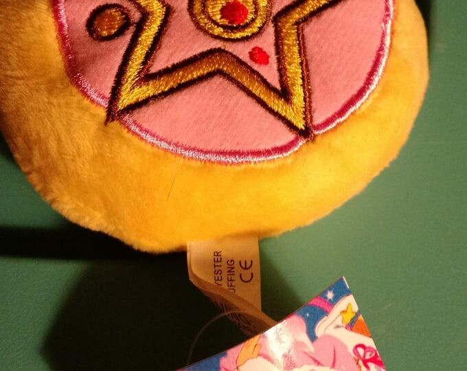 3.5 inch Plush Sailor Moon Symbol Pillow