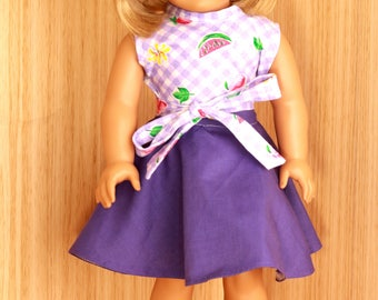 A Little Retro Outfit for 18 inch dolls such as American Girl, Our Generation and Journey Girls