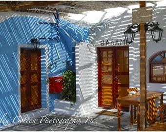 Cafe Santorini