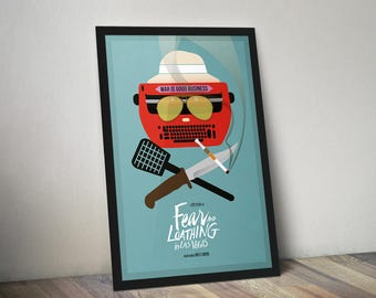 Fear and Loathing in Las Vegas Johnny Depp Hunter S. Thompson