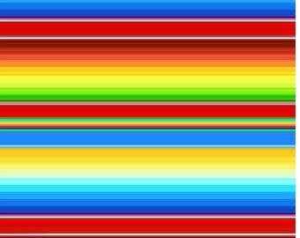 "Pattern Adhesive Vinyl 12x12 Sheet, 12x12 Pattern Heat Transfer Vinyl/ Monogram Pattern Vinyl, ""Serape 2 Sunshine"" Pattern Vinyl"