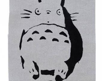 My Neighbor Totoro | Handmade Sew-On Patch