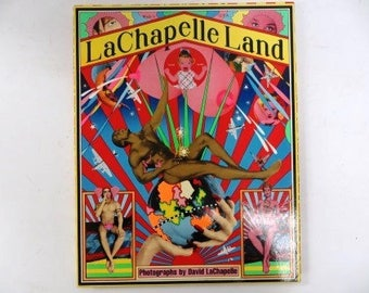 La Chapelle Land Book, limited edition, #44528.  Very rare and nice overall condition.