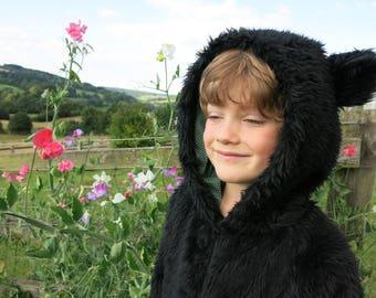 Black Bear Costume, Children's