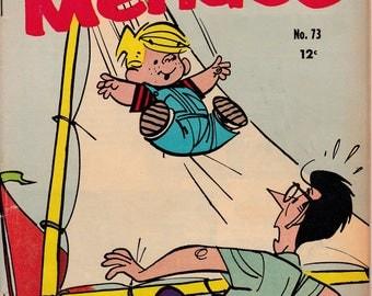 Dennis the Menace #73(1953 Series) – July 1964 Standard/Pines/Haliden/Fawcett-Grade VG