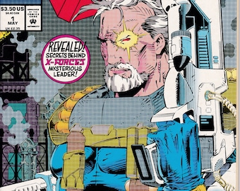 Cable #1 (1993 1st Series) May 1993  Marvel Comics  Grade NM
