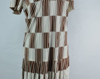 1960's does 1920's Andrea Gayle Flapper Dress, 1960s Dress, 1920's Dress, 1960s Mod Dress, Art Deco Dress, Vintage Dress, Dress, 60s Dress