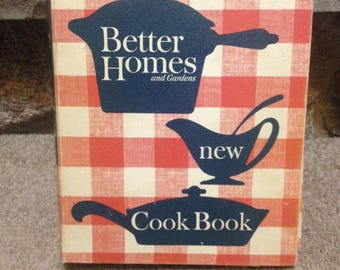 Better Homes And Gardens NEW COOK BOOK Cookbook 5 Ring Binder