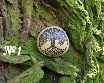 Tree-of-Life/ Tree of Life Art/ Meditation Decor/ Boho Decor/ Zen Art/ Bedroom decor/ Zen Decor/ Tree Decor/ Tree of Life Meditation Art