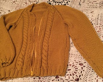 My Neighbor's Cardigan -  Inspired by Mr. Rogers' Sweater