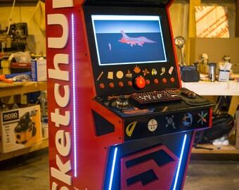 Arcade MAME Cabinet