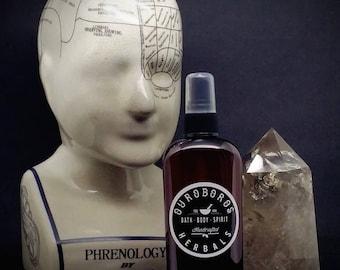 Aftershave -Peppermint & Tea Tree or Vetiver | 100% Natural | Vegan | | Unisex | Reiki infused