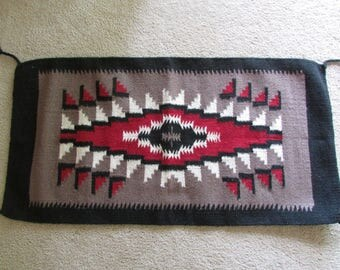Navajo Inspired Designed Rug-Wool!